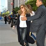 Jennifer Lopez out and about in New York City 125941