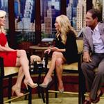 Jenny McCarthy on Live with Kelly 116762
