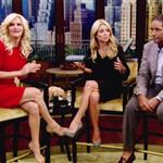 Jenny McCarthy on Live with Kelly 116767