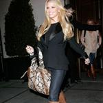 Jessica Simpson Tony Romo have Thanksgiving dinner 14834