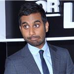 Aziz Ansari at LA premiere of 30 Minutes or Less 91513