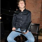 Jesse Eisenberg reads at fundraiser for Alliance for Young Artists and Writers in New York  81138