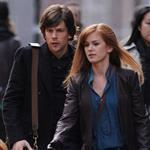 Isla Fisher and Jesse Eisenberg on location for Now You See Me 109582