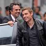 Mark Ruffalo and Dave Franco on location for Now You See Me 109594