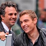 Mark Ruffalo and Dave Franco on location for Now You See Me 109595
