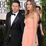 Mark Wahlberg and Rhea Durham Golden Globes 77072