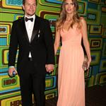 Mark Wahlberg and Rhea Durham Golden Globes 77073