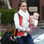 Jessica Alba takes daughter Haven to the doctor in Los Angeles 109292