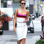 Jessica Alba out and about in NYC 121738
