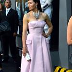 Jessica Biel at the Los Angeles premiere of Total Recall 122233