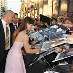Jessica Biel at the Los Angeles premiere of Total Recall 122234