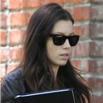 Jessica Biel leaves acting class in LA June 2011 86895