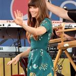 Jessica Biel appears on Good Morning America  122774