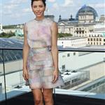 Jessica Biel at the Berlin photo call for Total Recall 123245
