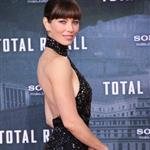 Jessica Biel at the Berlin premiere of Total Recall 123255