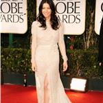 Jessica Biel at the 2012 Golden Globe Awards  103147
