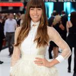 Jessica Biel at the London premiere of Total Recall  123659