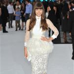 Jessica Biel at the London premiere of Total Recall  123666