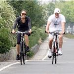 Jessica Biel and Justin Timberlake go biking in New York  65964