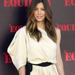 Jessica Biel promotes A-Team in Madrid 65968