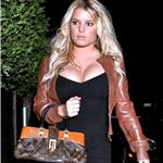 Jessica Simpson's huge tits go out with friends  53345