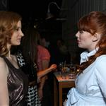 Jessica Chastain and Bryce Dallas Howard at the Kate Spade party at TIFF 2011 93859