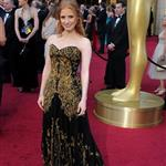 Jessica Chastain at the 84th Annual Academy Awards 107439