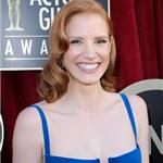 Jessica Chastain at the 2012 SAG Awards 104137