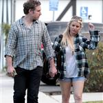 Jessica Simpson out for lunch with Eric Johnson  79502