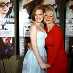 Jessica Chastain and Helen Mirren at The Debt New York Screening  92557