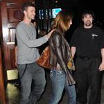 Justin Timberlake and Jessica Biel leaving the Comedy Club in West Hollywood. July 2008 99127