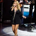 Jessica Simpson performing at Madison Square Garden  32734