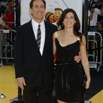 Jerry and Jessica Seinfeld LA Bee Movie premiere 14032