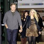 Jessica Simpson and Eric Johnson head to Dylan's Candy Shop in New York City 99641