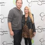 Jessica Simpson and Eric Johnson attend the launch of Jessica Simpson Girls at Dylan's Candy Bar 99644