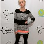 Ashlee Simpson attends the launch of Jessica Simpson Girls at Dylan's Candy Bar 99652
