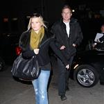 Jessica Simpson and her golddigger in New York  80702