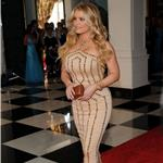 Jessica Simpson at Casino Club opening at the Greenbrier  64483