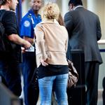 Jessica Simpson Eric Johnson still together travel LA to NYC  70569