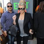 Jessica Simpson Eric Johnson leaving Roseland Ballroom in New York  70762