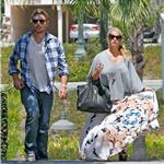 Jessica Simpson and Eric Johnson go out for lunch and a movie  92072