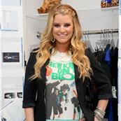 Jessica Simpson in New York to present Jeanswear June 2010  63838