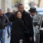 Minka Kelly and Derek Jeter back together in Paris  101642
