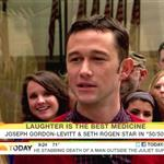 Joseph Gordon-Levitt and Seth Rogen on the Today Show 95226
