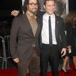 Joseph Gordon-Levitt and Sean Lennon at 50/50 premiere 95151