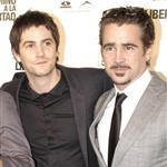 Jim Sturgess and Colin Farrell side by side in Spain to promote The Way Back  74733