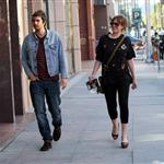 Jim Sturgess with girlfriend Mickey in Beverly Hills  79500