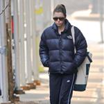 Jessica Biel and Justin Timberlake leaving the gym in NYC  34622