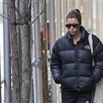 Jessica Biel and Justin Timberlake leaving the gym in NYC  34621