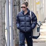 Jessica Biel and Justin Timberlake leaving the gym in NYC  34618